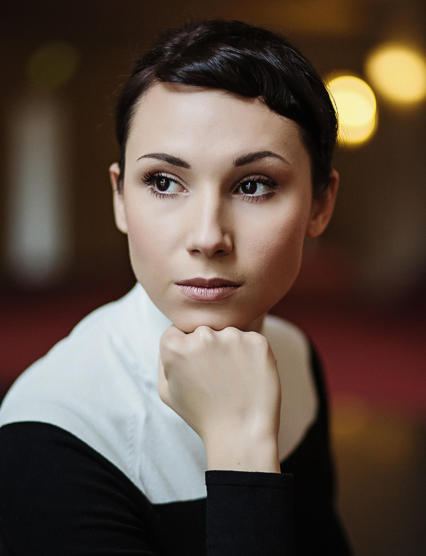 Maria Kataeva Mezzo Soprano