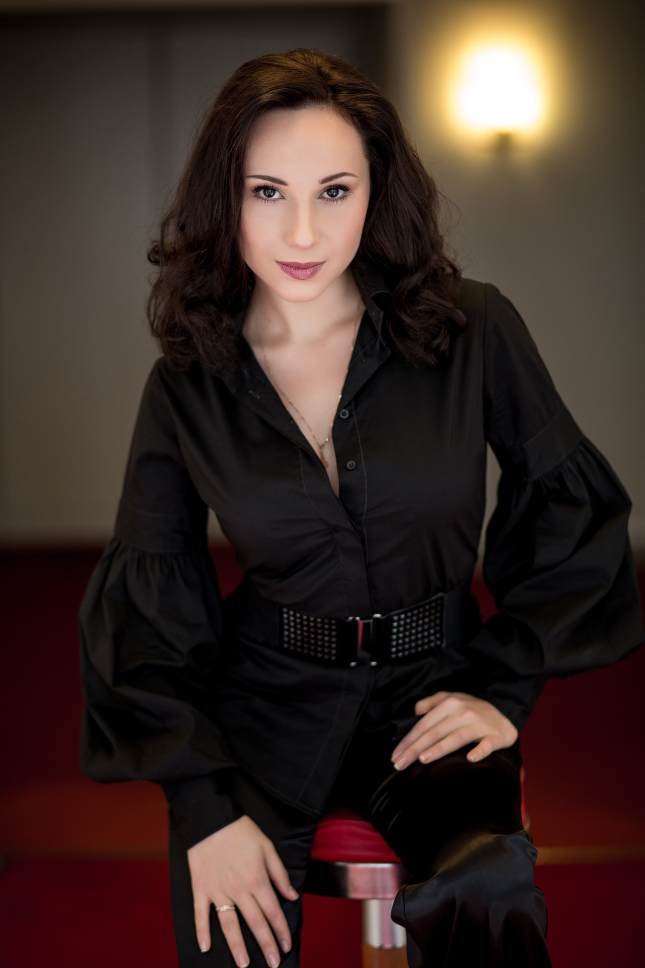 Maria Kataeva - Mezzo Soprano