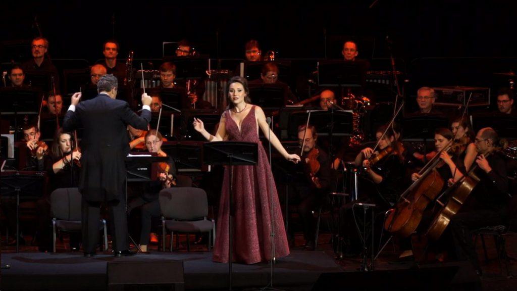 Maria Kataeva sings Cenerentola`s Rondo