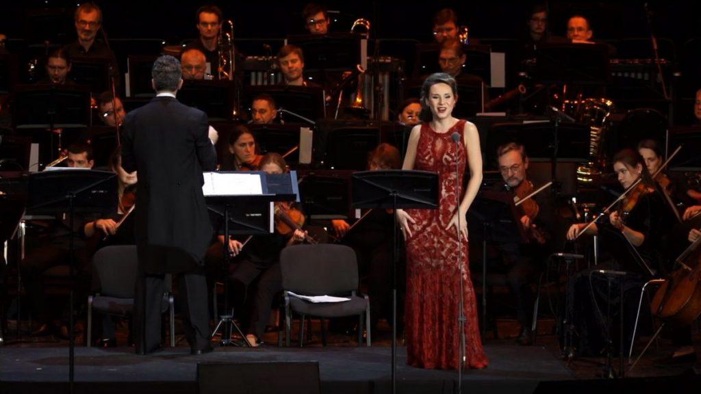 Maria Kataeva sings Carceleras from LAS HIJAS DEL ZEBEDEO, Chapi